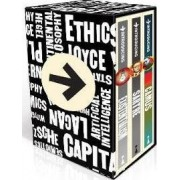 Introducing Graphic Guide Box Set - Why Am I Here? by Richard Appignanesi