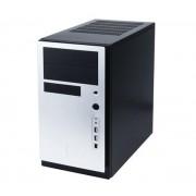 Boîtier PC NSK3400 noir et argent
