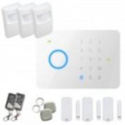 Kit alarme sans fil Gsm T3 Confort