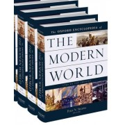 Oxford Encyclopedia of the Modern World by Peter N. Stearns
