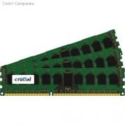 Crucial 24GB kit (3x8GB) 1866MHz DDR RDIMM Desktop Memory