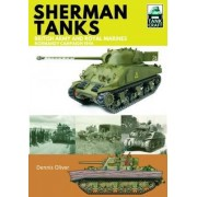 Sherman Tanks of the British Army and Royal Marines by Dennis Oliver