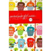 Pocket Posh Girl Sudoku by The Puzzle Society