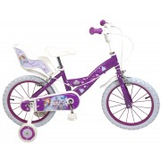 Bicicleta copii Toimsa Sofia the First 16""