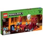LEGO Minecraft 21122 Het Nether-fort