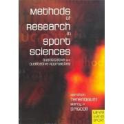 Methods of Research in Sport Sciences by Tenenbaum Gershon