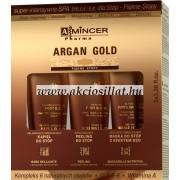 Mincer Argan Gold szuper intenzív lábápolási csomag