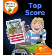 Oxford Reading Tree: Level 6: Floppy's Phonics: Top Score by Roderick Hunt