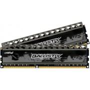 Ballistix Tactical Tracer Kit Memoria da 8 GB (4 GBx2), DDR3, 1600 MT/s, (PC3-12800) UDIMM, 240-Pin - BLT2CP4G3D1608DT2TXRGCEU