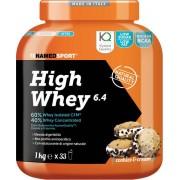NamedSport High Whey 6.4 Protein-Nahrungsmittelergänzung 1kg