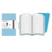 Moleskine XL Ruled Sky Blue