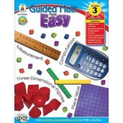 Guided Math Made Easy, Grade 3 by Lisa Willman