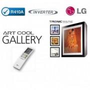 LG MA09AH1 ARTCOOL Gallery oldalfali beltéri 2.6KW