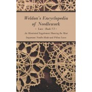 Weldon's Encyclopedia of Needlework - Lace - Book VI - An Illustrated Supplement Showing The Most Important Needle-Made And Pillow Laces by Anon.