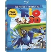 RIO BluRay 3D 2011
