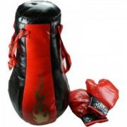 Piros-fekete boksz-szett - Sportjátékok