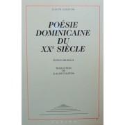 Poesie Dominicaine Du Xxe Siecle