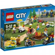 LEGO City Town: Fun in the Park - City People Pack