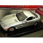 Mercedes Mclaren SLR Metallic Black 1:24 Diecast Model Car (color may vary)
