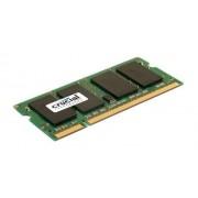 Crucial CT51264AC800 Mémoire RAM 4 Go DDR2 800 MHz (PC2-6400) CL6 SODIMM 200pin