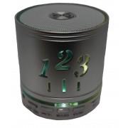 Bluetooth Led világító hangszóró Mp3,Rádió,USB, TF/micro SD kártya,telefon kihangosítás - 123
