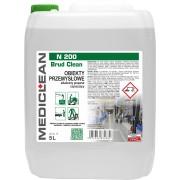 Detergent profesional pentru curatare pardoseala industriala