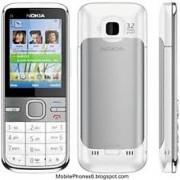 Nokia C5-00 Housing (White) Full Body Panel 100 Original