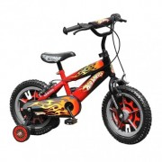 Bicicleta Mattel Hot Wheels 12""
