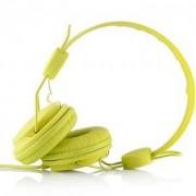 Слушалки с микрофон Modecom MC-400 FRUITY, Зелени, MDC00016