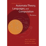 Introduction to Automata Theory, Languages, and Computation by J. E. Hopcroft