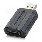 CY U3-082 USB 3.0 to SATA II Data Cable Adapter - Black