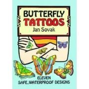 Butterfly Tattoos by Jan Sovak