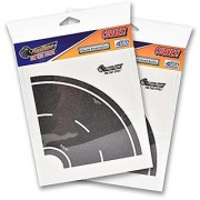 PlayTape 4 Tight Curves - Create Curves On Your PlayTape Roads Anytime Anywhere - Perfectly Adjoins with Your Classic Road Tape - Perfect for Kids Who Love Cars & Trains (4 Tight Curve Road)