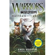 Warriors Guide: Battles of the Clans [Companion Book] by Erin Hunter