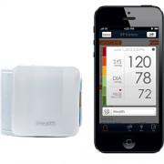 Wireless Dispozitiv monitorizare a tensiunii arteriale Alb Ihealth