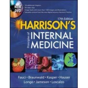 Harrison's Principles of Internal Medicine by Anthony Fauci