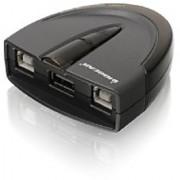 IOGEAR 2-Port USB 2.0 Automatic Printer Switch GUB231