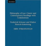 The Philosophy of Law by Frederick Schauer