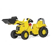 Rolly Toys ROLLY025053 - Modellino trattore New Holland Construction W190C