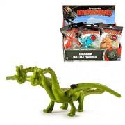 Dragones - Mini Battle Dragon - Figuras de batalla - Selección del dragón, Dragons:Zippleback