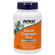 Now Coral Calcium Plus készítmény - 100 db kapszula