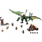 LEGO® Ninjago™ The Green NRG Dragon 70593