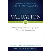 Tim Koller Valuation: Measuring and Managing the Value of Companies (Wiley Finance)