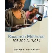 Research Methods for Social Work by Allen Rubin