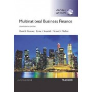 Multinational Business Finance, Global Edition by David K. Eiteman