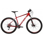 "FOCUS Black Forest Pro MTB Hardtail 27"" rosso S / 42 cm (27.5"") Mountain bike"