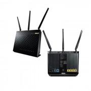 ROUTER, ASUS RT-AC68U, Wireless, 600Mbps+1300Mbps, Gigabit (90IG00C0-BM3010)