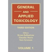 General and Applied Toxicology by Bryan Ballantyne