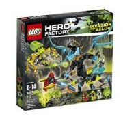 Lego Hero Factory Queen Beast Vs. Furno Evo And Stormer 44029 Building Set