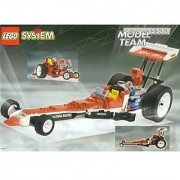 LEGO Model Team Red Fury Model 5533